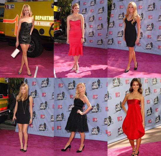 MTV Movie Awards: Best Dressed