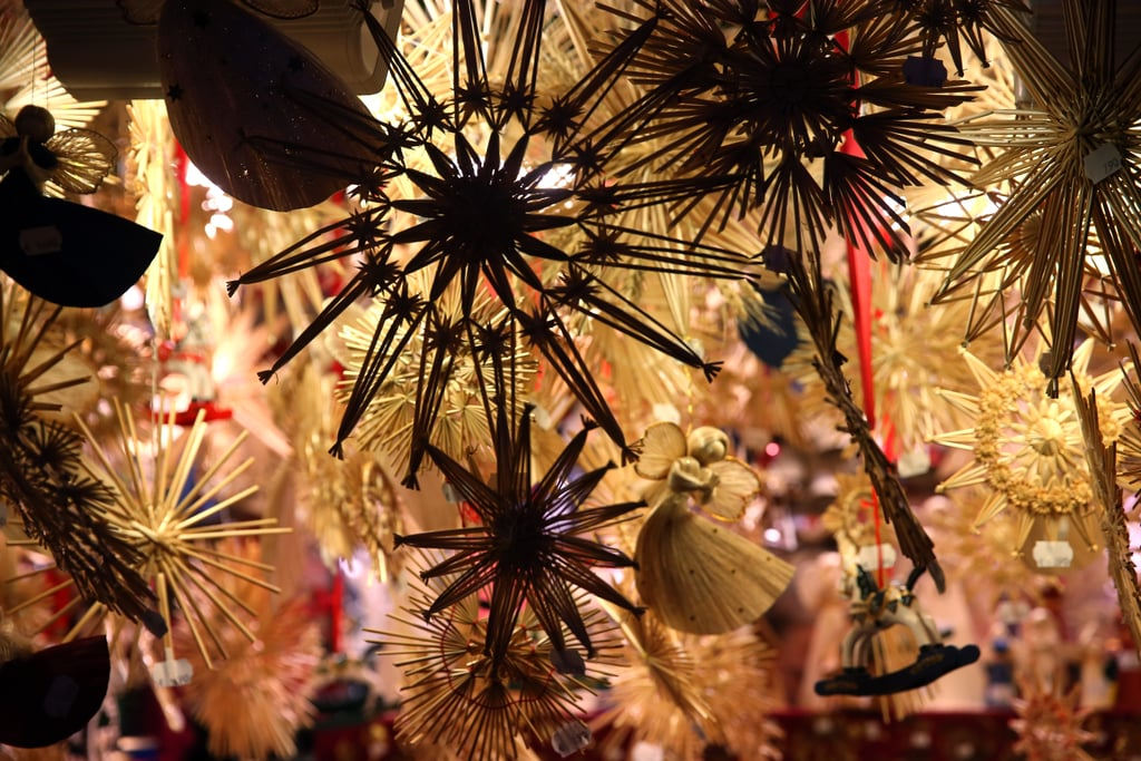 The Munich Christmas Market carried on the German holiday tradition.