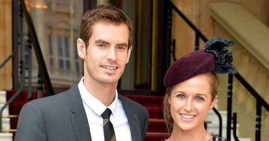 Andy Murray, Wife Kim Sears Welcome a Baby Girl!