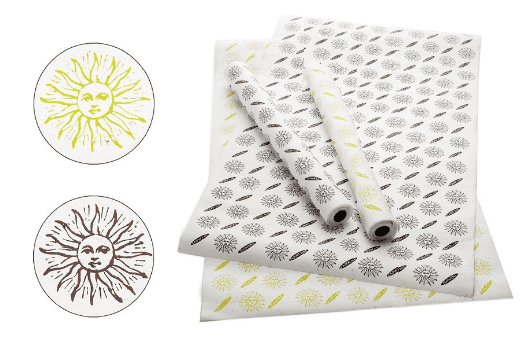 Wrap Star! Blooming Wrapping Paper