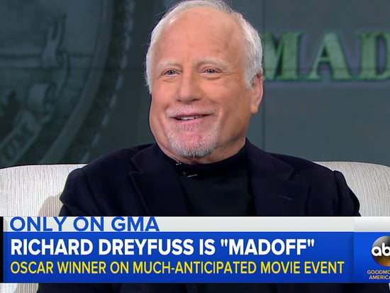 Richard Dreyfuss Doesn't Think Bernie Madoff Is His 'Most Despicable' Character: 'I've Already Played Dick Cheney'