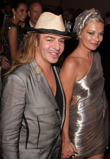 Kate Moss Reveals Wedding Dress Designer — John Galliano — But Mum on Bachelorette Party Plans