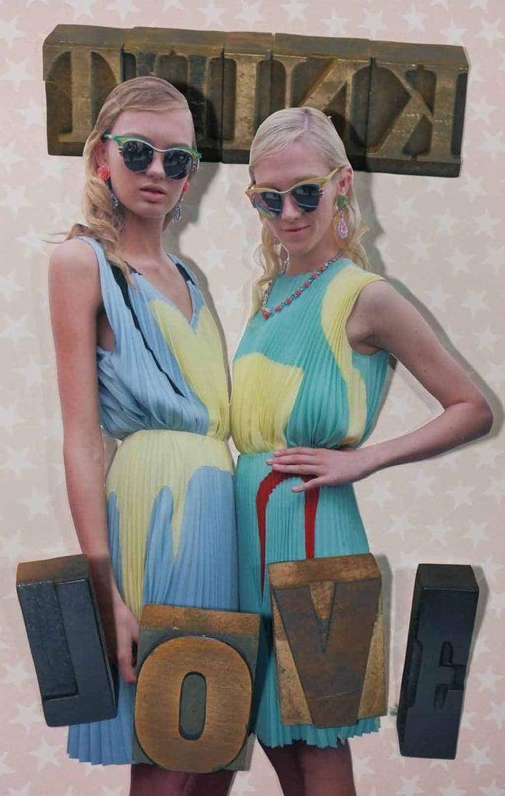 Prada Fantasy Lookbook Spring 2012