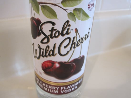 Stoli Wild Cherry Smash Recipe