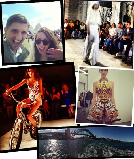Shopbop Buyers Justin Warner & Jenny Fuchs Talk Fashion Week