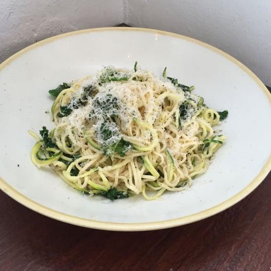 Simple Healthy Kale Pasta Recipe