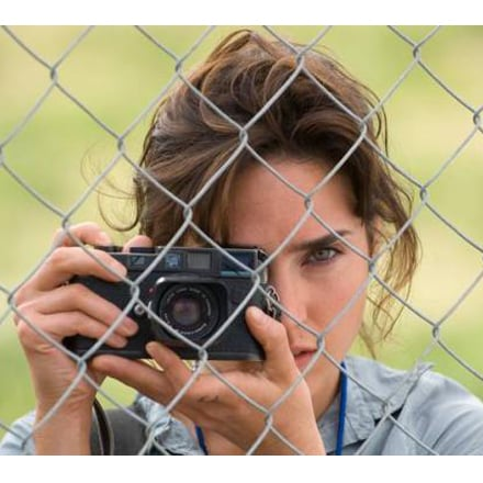 Leica Camera in The Blood Diamond