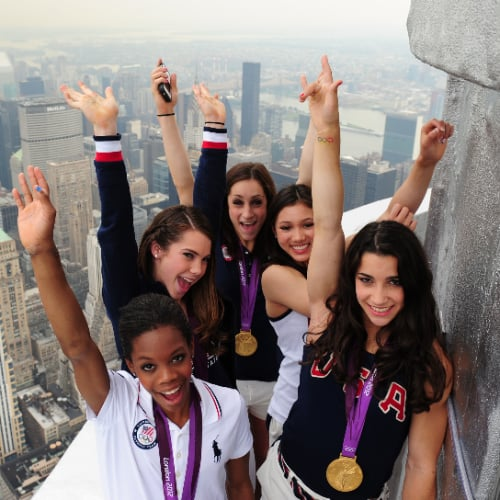 The Fierce Five Talk Beauty and Inspiration