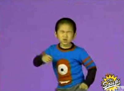 Cute Alert: Dancing Nathaniel From Yo Gabba Gabba
