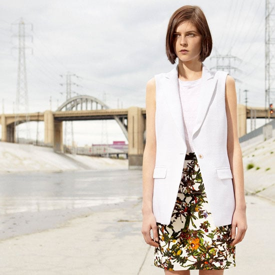 Club Monaco's Latest Spring '13 Lookbook Looks to the Sunny West Coast