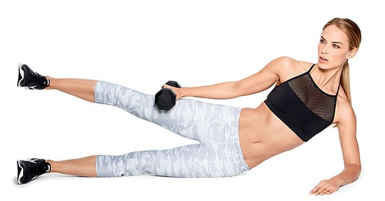 This Legs and Butt Workout Is the Ultimate Way to Get Rid of Cellulite