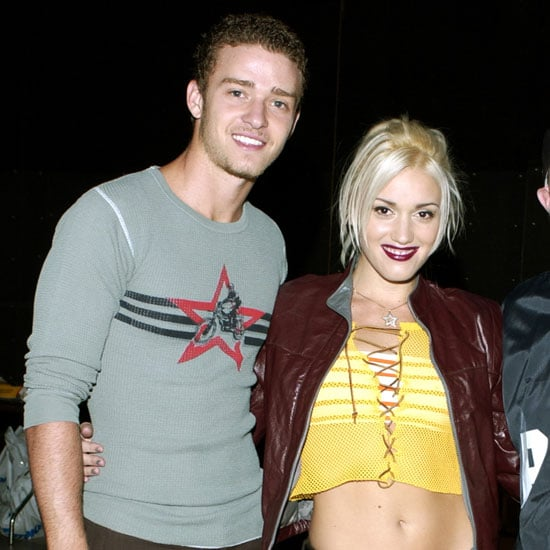 "Justin Timberlake joined up with Gwen Stefani in October 2001 while shooting a video in LA for their song ""What's Going On,"" which benefited AIDS charities worldwide."