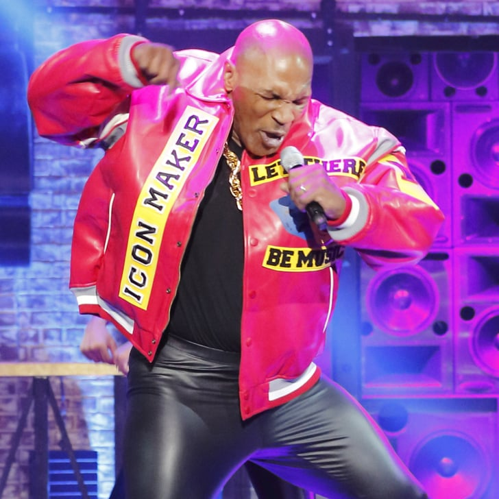 Gigi Hadid On Lip Sync Battle Video: Mike Tyson And Terry Crews On Lip Sync Battle