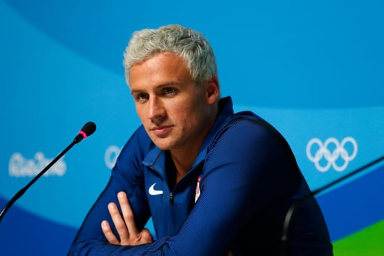 Ryan Lochte's Apology Tour Hair: Why He's an Idiot from a Beauty Perspective Too
