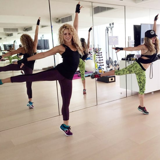 Shakira Fitness Inspiration