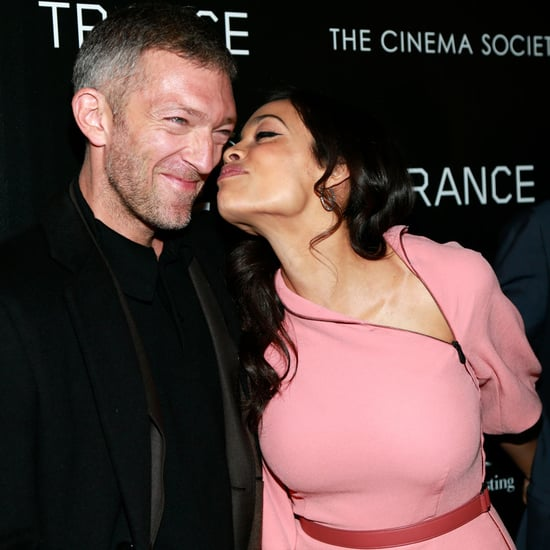 Trance Premiere Red Carpet With Rosario Dawson (Photos)