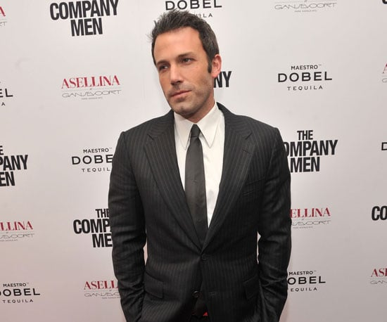 Slide Picture of Ben Affleck at the NYC Premiere of The Company Men