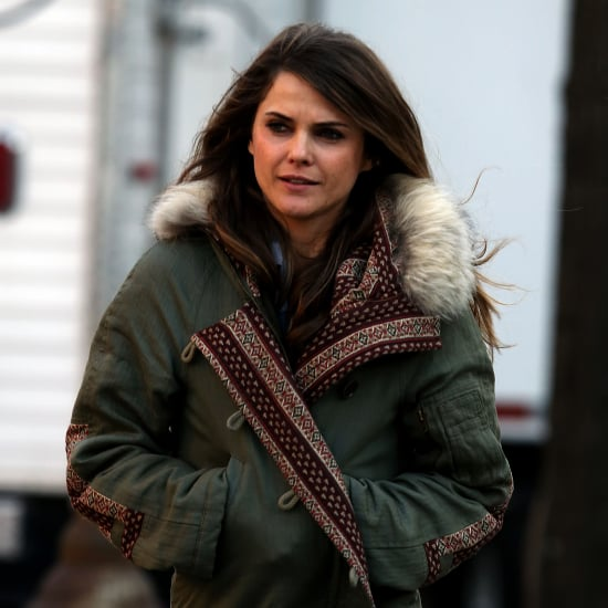 Keri Russell on the Set of The Americans in NYC | Pictures