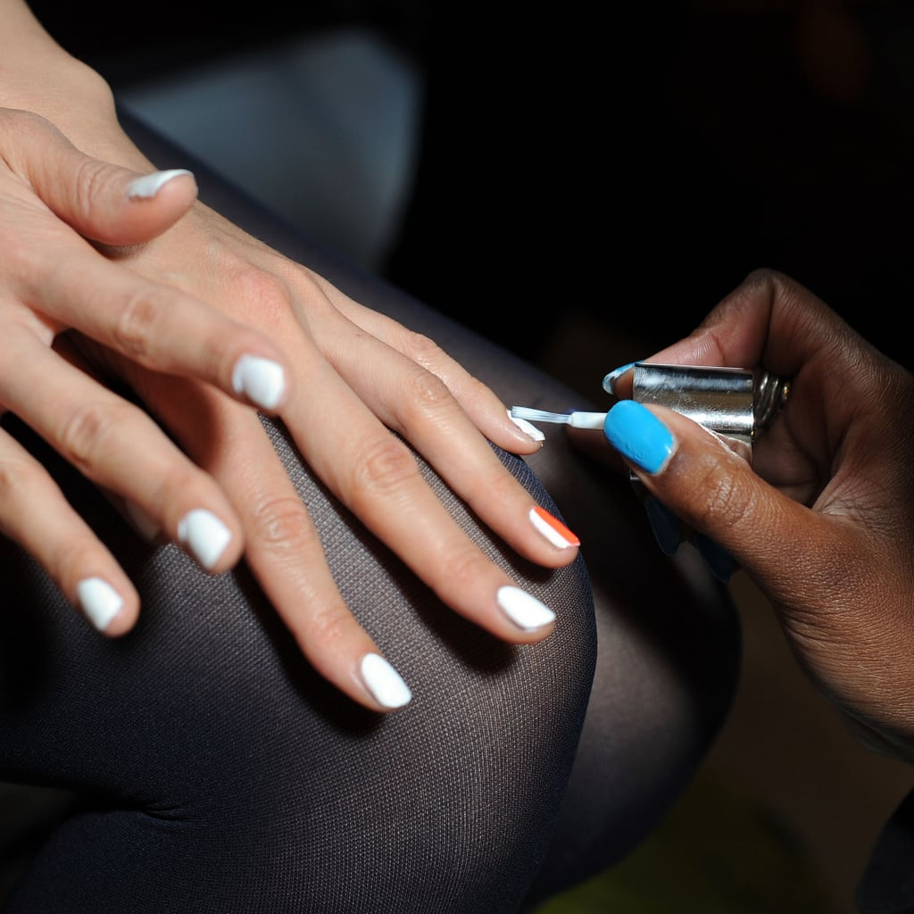 Manicure mavens, brush up on the latest polishes being released this month.