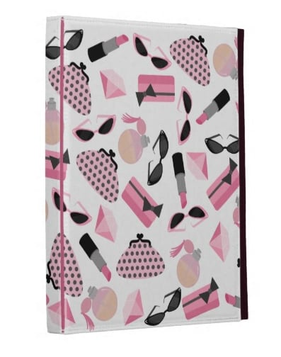 How adorable is this pink iPad  case ($50) for your girly gal pal?