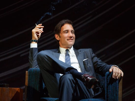 First Look! See Clive Owen's Broadway Debut in Old Times