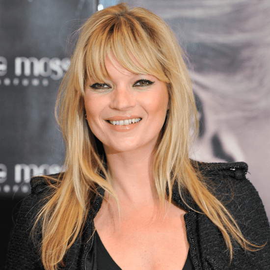 Kate Moss's Best Hairstyles   Pictures