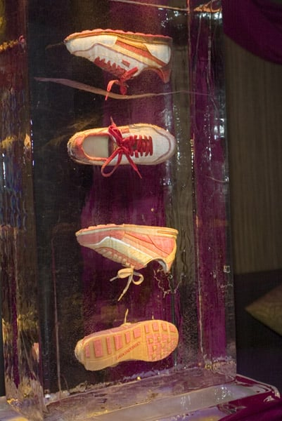 Fab Flash: Pastry Sneakers by Rev Runs' Girls