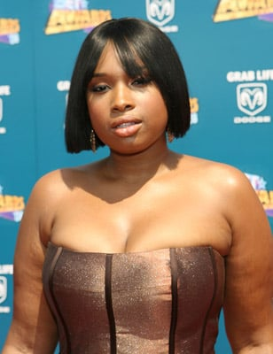 Jennifer Hudson at the BET awards