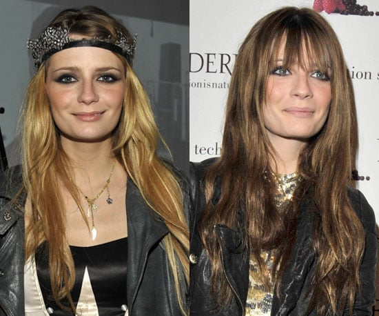 Which color do you like on Mischa Barton?