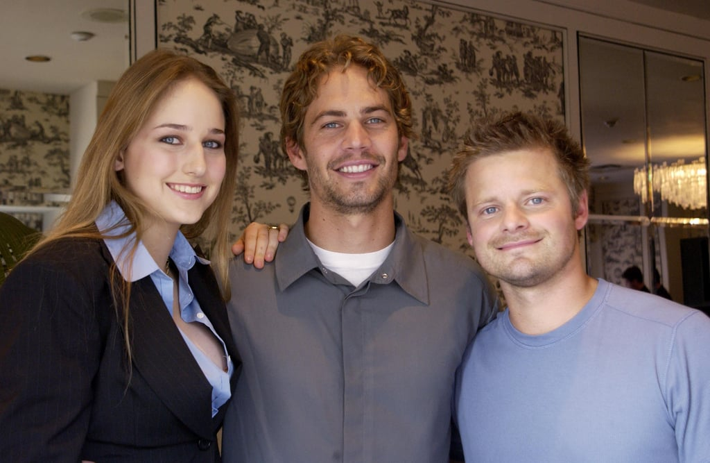 At the September 2001 Toronto International Film Festival, Paul posed with his Joy Ride costars Leelee Sobieski and Steve Zahn.