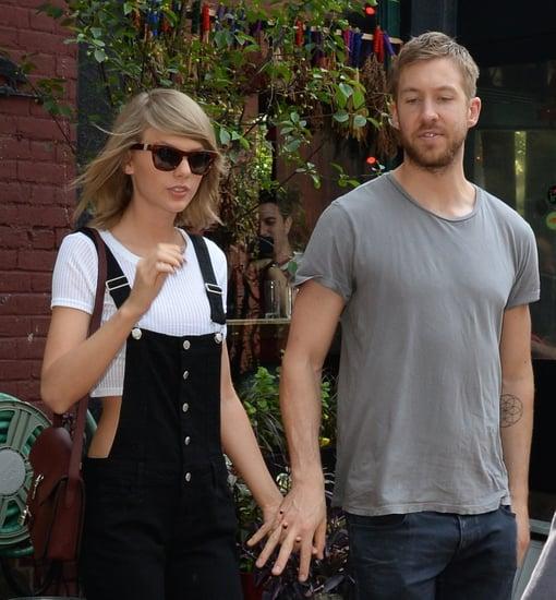 Taylor Swift And Calvin Harris Married: Taylor Swift's Boyfriend Style