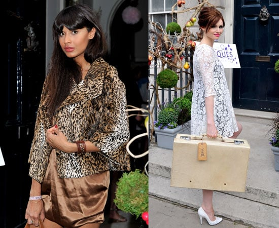 Pictures of Jameela Jamil and Sophie Ellis-Bextor at Jacques Townhouse Launch Party