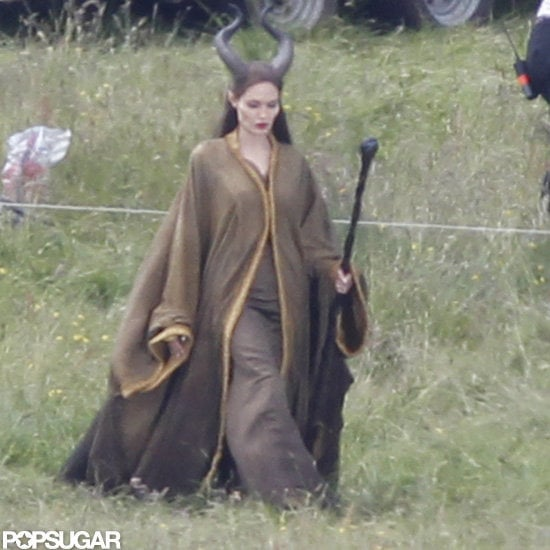 Angelina Jolie worked on Maleficent.