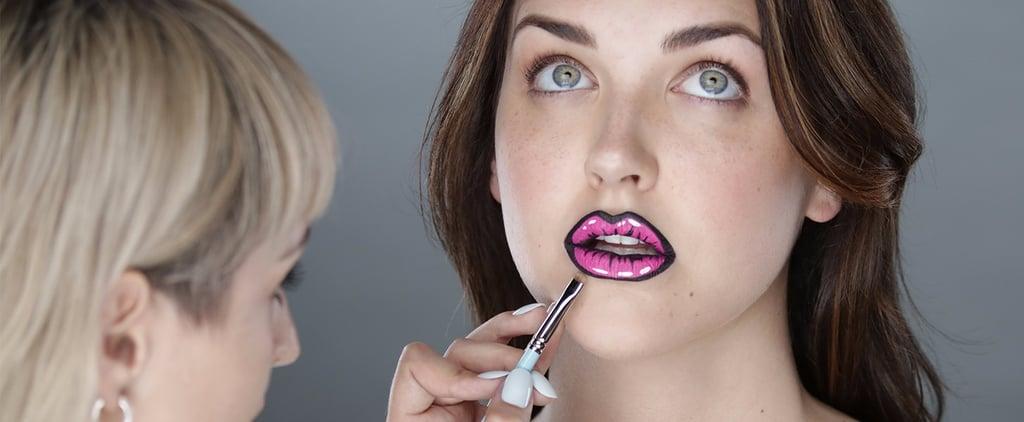 Instagram's Hottest Makeup Artist Turns Lips Into Masterpieces