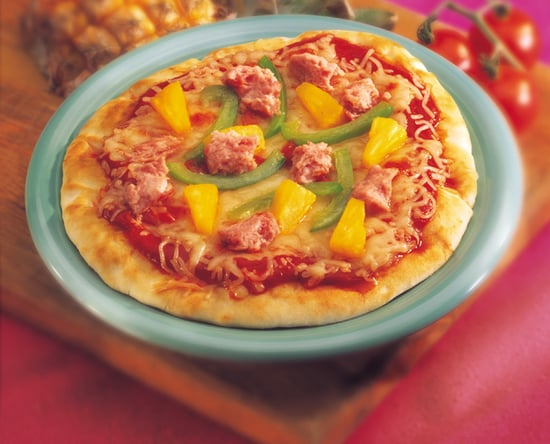 What's For Dinner? Easy Peasy Pizza!
