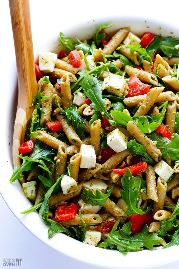 5-Ingredient Pasta Salad