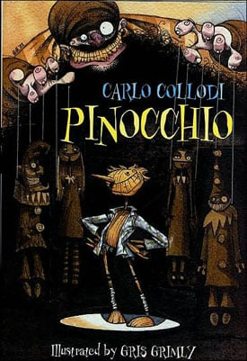 """Dark, Twisted"" Pinocchio Remake On the Way"