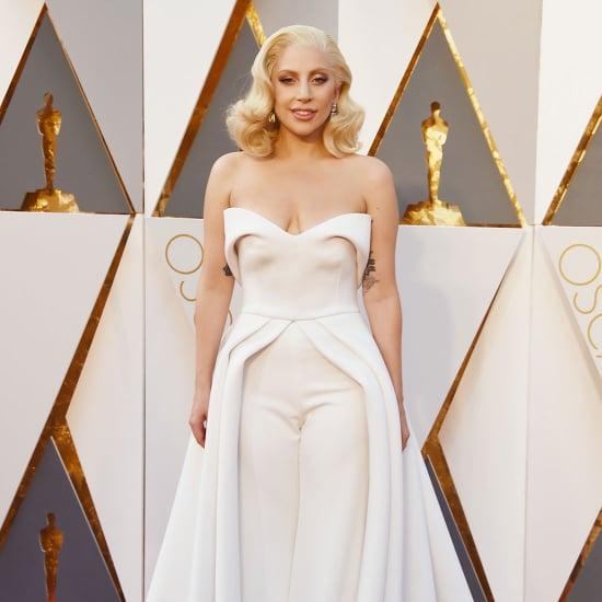Lady Gaga's Outfit at Oscars 2016