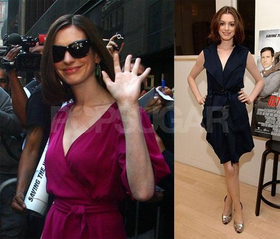Anne Hathaway Splits With Raffaello Follieri
