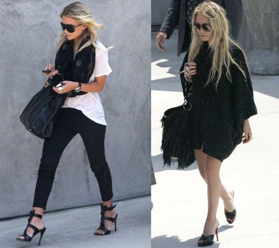 Olsens Up To Their Same Old Tricks