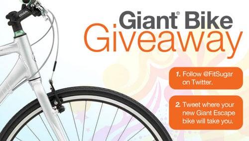 FitSugar's Giant Bike Giveway: Tweets of the Week