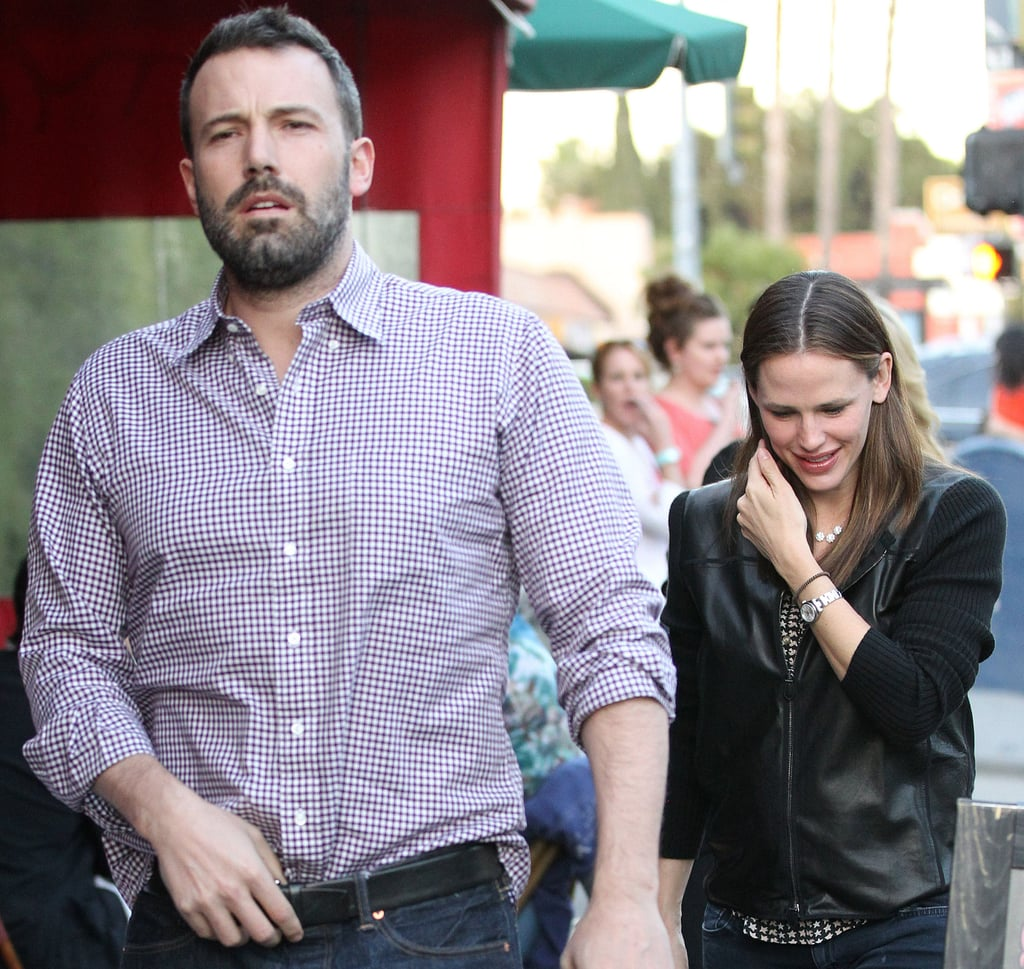 Jen and Ben Share a Friday Date Night