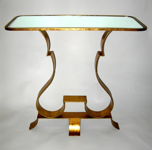 Crave Worthy: Worlds Away Bennito Side Table