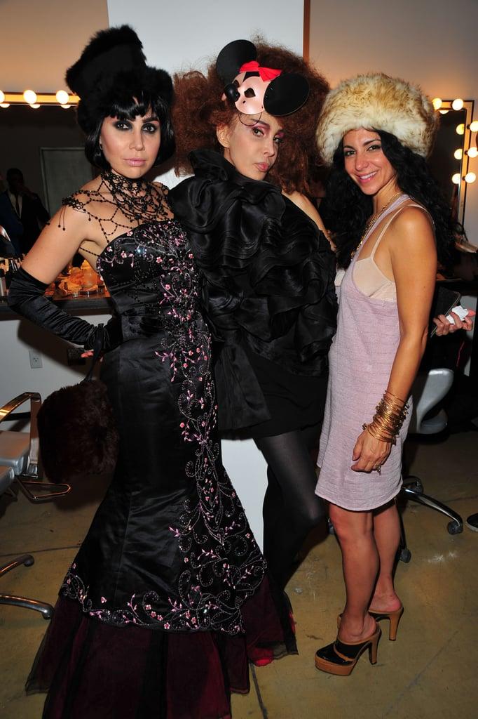 Fabiola Beracasa, Sophia Lamar, Carolyn Rasaelian