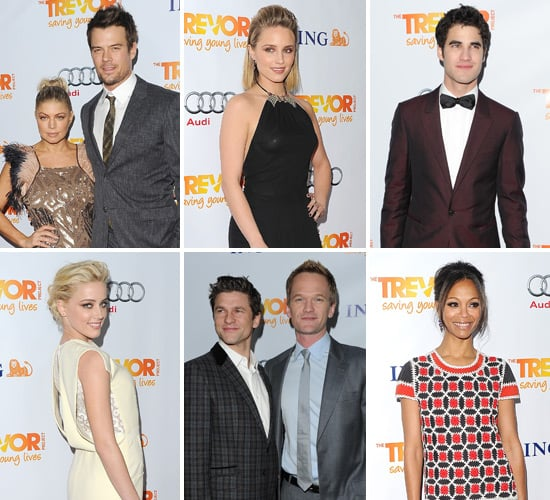 Stars Unite For a Good Cause at the 2011 Trevor Live