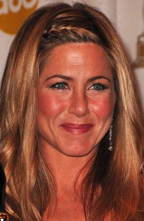 Jennifer Aniston Oscars 2009: Makeup Tutorial and Photos