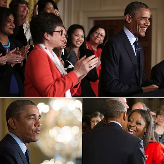 Strong Women Join President Obama to Celebrate Equal Pay