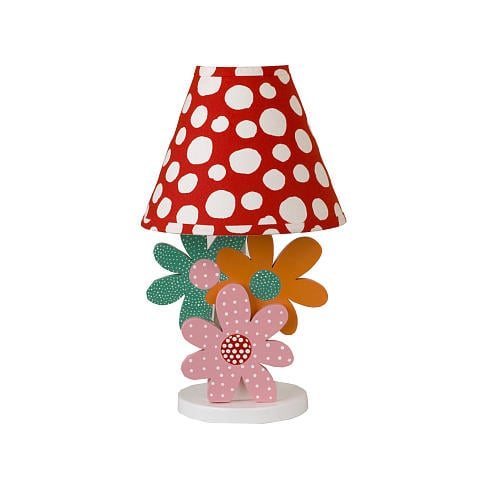 Cotton Tale Lizzie Decorator Lamp