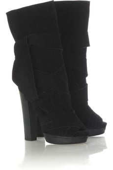 Freaky or Fabulous? Open Toe Boots