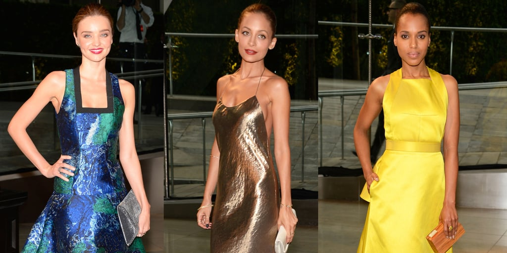 Who Wore What: CFDA Awards